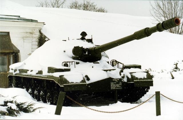 Un t 10 la ultima version de la familia is usado durante la guerra
