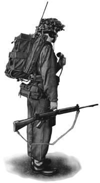 Using vintage military radios